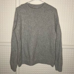 & Other Stories Chenille Raglan Sweater